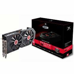 Grafička kartica XFX AMD RADEON RX 580 GTS 8GB XXX Ed. OC 1366 Mhz GDDR5 8GB/256bit Dynamic 22 Blade fan 3X DP HDMI DVI