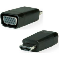 STANDARD adapter HDMI(M) na VGA(F)