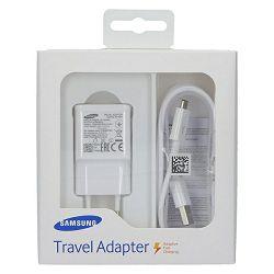 Samsung brzi kućni punjač + micro USB kabel, crni