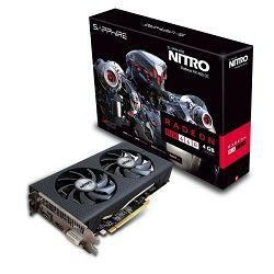 Grafička kartica Sapphire RX 460 Nitro, 4GB GDDR5,HDMI, 3x DP