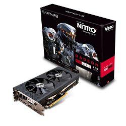 Grafička kartica Sapphire RX 470 Nitro, 4GB GDDR5,HDMI, 3x DP