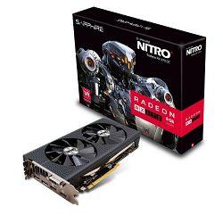 Grafička kartica Sapphire RX 470 Nitro, 8GB GDDR5,HDMI, 3x DP