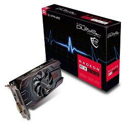 Grafička kartica SAPPHIRE AMD Radeon RX 560 Pulse OC, 2GB GDDR5
