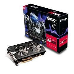 Grafička kartica Sapphire RX 590 Nitro+ , 8GB GDDR5