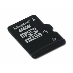 Memory ( flash cards ) KINGSTON MicroSDHC NAND Flash Micro SDHC 32GB Class 4, Plastic, 1pcs
