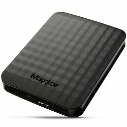 Vanjski disk Seagate Maxtor 1TB M3 Portable crni USB3.0