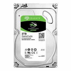 Tvrdi disk Seagate HDD, 3TB, 7200rpm, SATA III