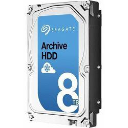 Tvrdi disk Seagate HDD, 8TB, low rpm, SATA 6, 128M