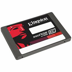 "KINGSTON 256GB SSDNow KC400 SSD SATA 3 2.5"" (7mm height) 5 Yrs or Life Remaining, EAN: 740617251463"