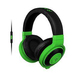 Slušalice RAZER Kraken Mobile, zelene