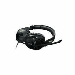 Slušalice ROCCAT Khan Pro HI-Res - PC, Mac, PS4, Xbox One, crne