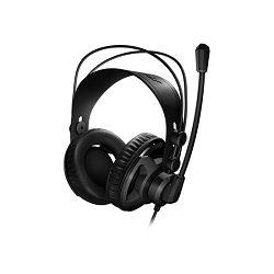 Slušalice ROCCAT Renga Boost Studio Grade Stereo Gaming, crne