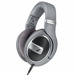 Slušalice SENNHEISER HD 579, mikrofon, sive
