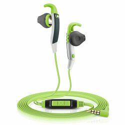Slušalice SENNHEISER MX 686G Sports, in-ear, mikrofon, zelene