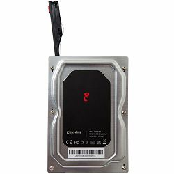 Kingston 2.5 to 3.5in SATA Drive Carrier (for 7mm and 9.5mm SSDs), EAN: 740617219692