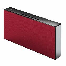 Sony CMT-X3CD, FM/CD/USB/Bluetooth/NFC, 20W, crven