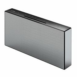 Sony CMT-X3CD, FM/CD/USB/Bluetooth/NFC, 20W, srebr