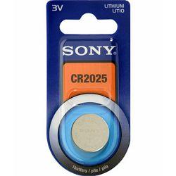 Sony litij baterija, vel. CR2025, bl.