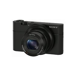 Fotoaparat Sony RX100 20.2Mp/3.6x/3 crni