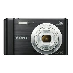 Fotoaparat Sony DSC-W800B 20.1Mp/5x/2.7
