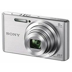 Fotoaparat Sony DSC-W830S 20Mp, 8x, 2.7