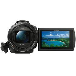 Sony  FDR-AX53B, 8.3Mpx, 20x opt, 4K, LCD touch