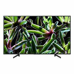 Televizor Sony KD-43XG7096, 108cm, 4K HDR, WiFi, Linux