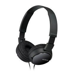 Sony ZX110b slušalice 30mm active crne