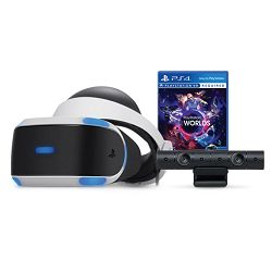 SONY PlayStation VR + PS4 Kamera v2 + VR Worlds VR PS4