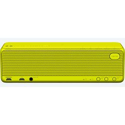 Sony zvučnik, bluetooth, HG1, žuti, mic.
