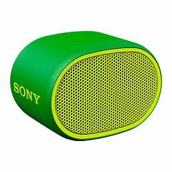 Sony SRS-XB01, prijenosni zvučnik Bluetooth, zelen