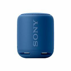 Sony SRS-XB10, prijenosni zvučnik Bluetooth, plavi
