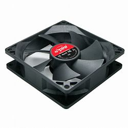 Ventilator Spire Case, Pow. 90x90x25, 3 pin, sleeve