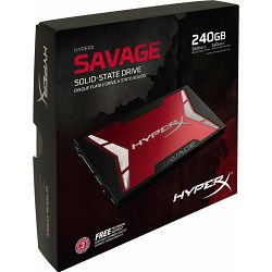 Kingston SSD 240GB HyperX Savage
