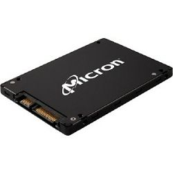 SSD Micron 1100 512GB, M.2, SATA 6 Gbit/s, Read/Write: 530 MB/s / 500 MB/s, Random Read/Write IOPS 92K/83K
