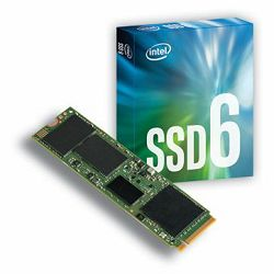 Intel SSD 600p Series (128GB, M.2 80mm PCIe 3.0 x4, 3D1, TLC) Reseller Single Pack