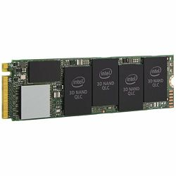 Intel SSD 660p Series (1.0TB, M.2 80mm PCIe 3.0 x4, 3D2, QLC) Retail Box Single Pack