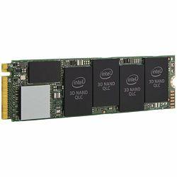 SSD Intel 660p Series (512GB, M.2 80mm PCIe 3.0 x4, 3D2, QLC) Retail Box Single Pack