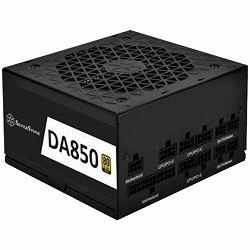 SilverStone Decathlon Series, 850W 80 Plus Gold ATX PC Power Supply, Low Noise 120mm, 100% modular