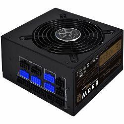 Napajanje SilverStone Strider Gold S Series, 850W 80 Plus Gold ATX PC Power Supply, Low Noise 120mm, 100% modular