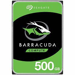 Tvrdi disk HDD Seagate mobile Barracuda Guardian (2.5/ 500GB/ SATA 6Gb/s/ rmp 5400)