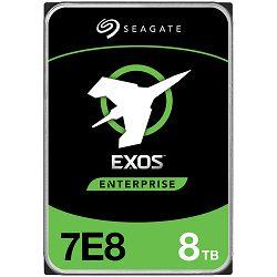 Tvrdi disk SEAGATE HDD Server Exos 7E8 512E/4kn (3.5/8TB/SATA6GB/s/7200rpm)