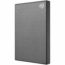 Vanjski disk SEAGATE HDD External Backup Plus Slim ( 2.5/1TB/USB 3.0) Space Gray