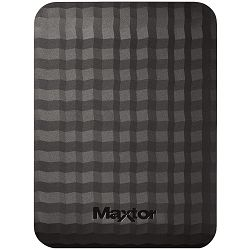 SEAGATE / MAXTOR HDD External M3 Portable (2.5,1TB,USB 3.0) Black