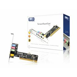 Sweex 5.1 PCI Sound Card