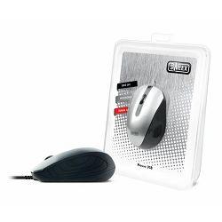 Miš Sweex Miš USB Silver