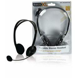 Sweex Light Weight Headset Sil