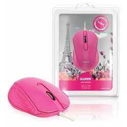 Sweex Mouse USB Paris, Pink