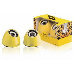 Zvučnici Sweex 2.0 speaker usb yellow