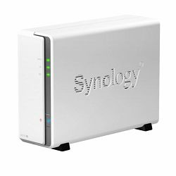 Synology Home NAS Server 1 Drive Bay